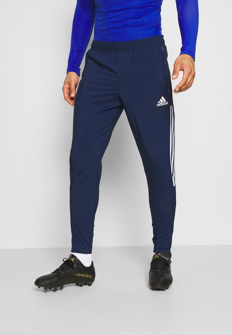 adidas Performance - TIRO 21 - Spodnie treningowe - team navy blue