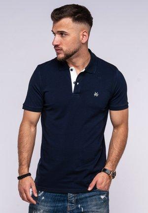 INFINITY  - Polo shirt - navy blazer