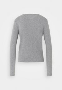 Hollister Co. - Long sleeved top - grey - 1