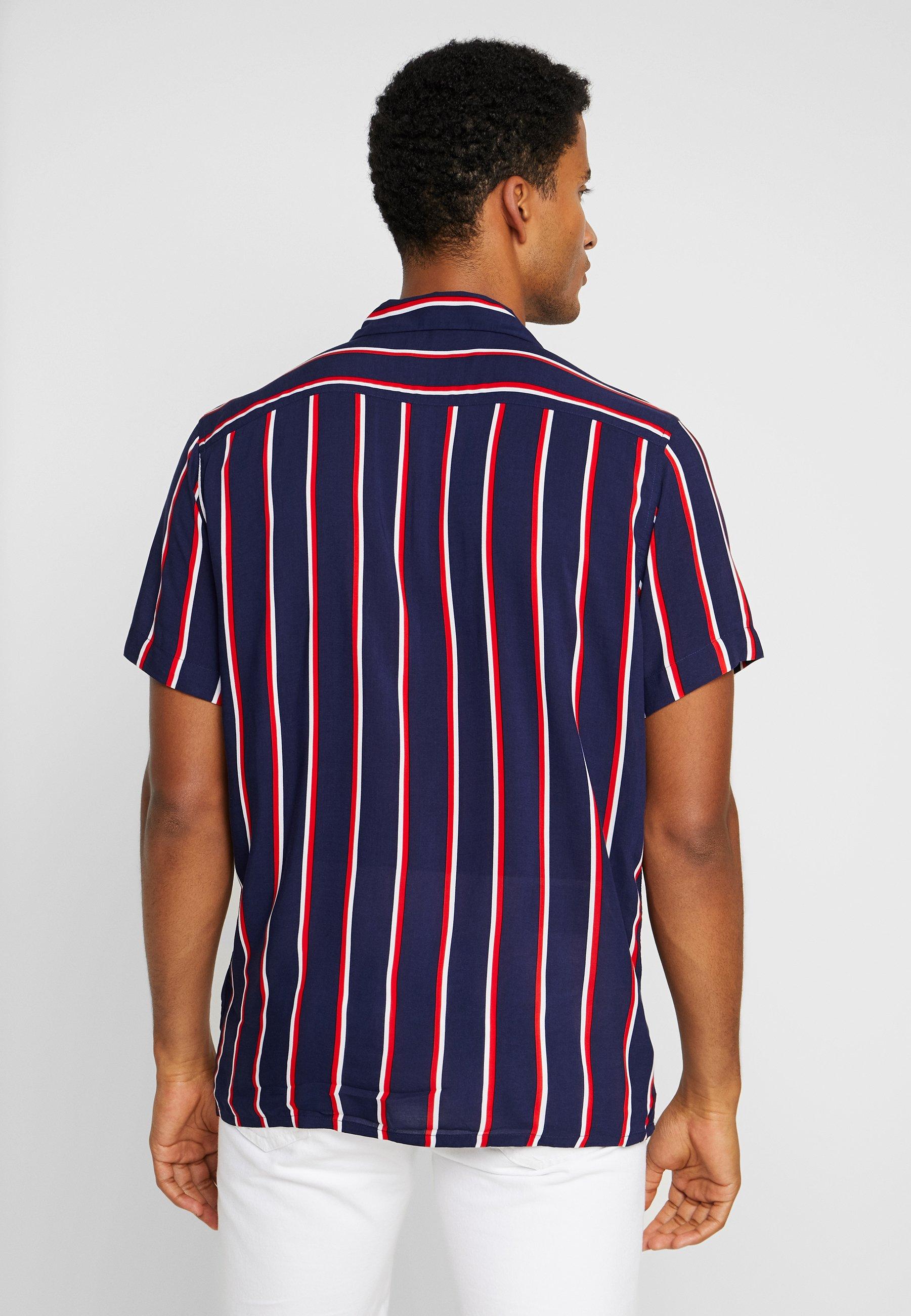 bowling skjorte