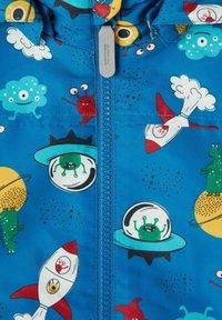 Name it - Waterproof jacket - mykonos blue - 4
