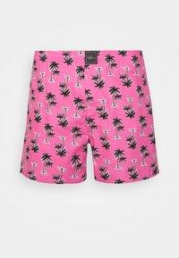 Hollister Co. - SINGLE PATTERN - Boxer shorts - pink - 2