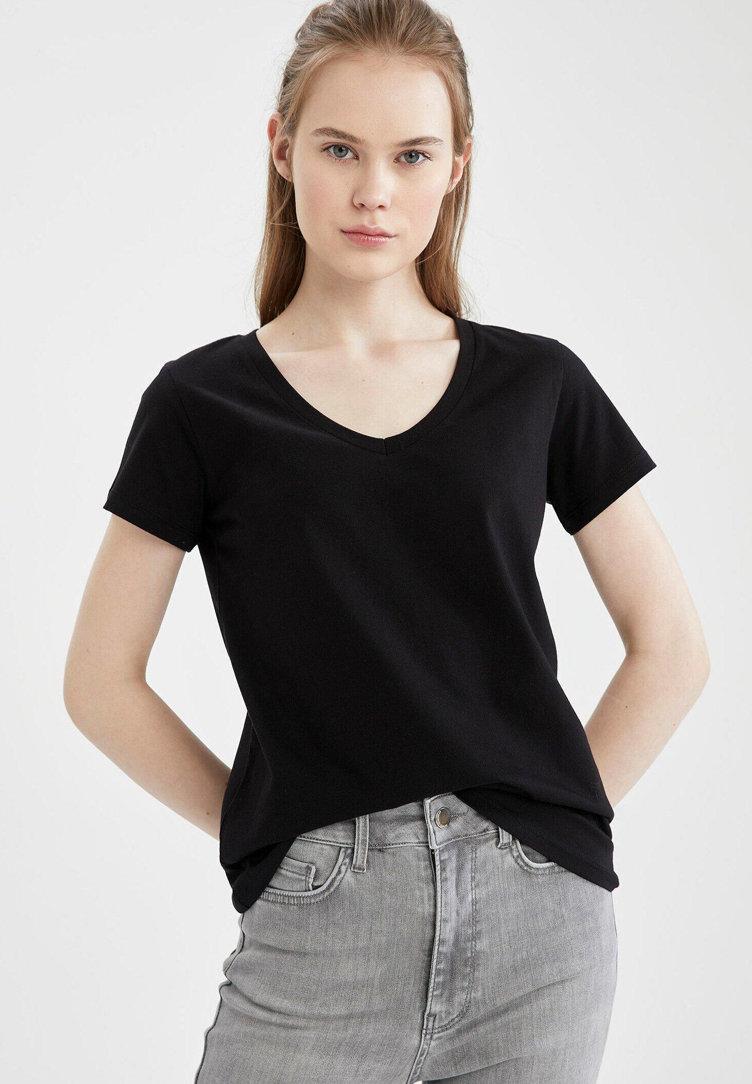 Damen PACK OF 2  - T-Shirt basic