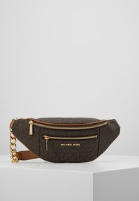 MICHAEL Michael Kors - MOTT WAISTPACK - Bum bag - brown - 0