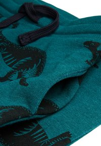 Next - TEAL DINO - Tracksuit bottoms - green - 2