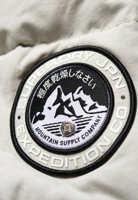 Superdry - EVEREST ELLA - Winter jacket - light grey - 4