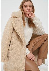 Next - Winter coat - stone - 5