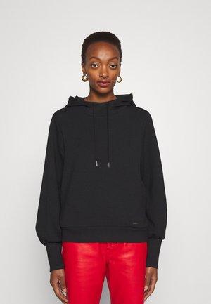 LUCERNE HOODIE - Sweatshirt - black
