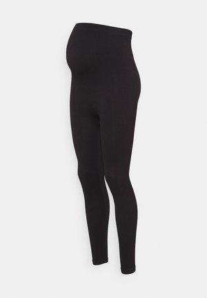 SEAMLESS - Leggings - Trousers - black