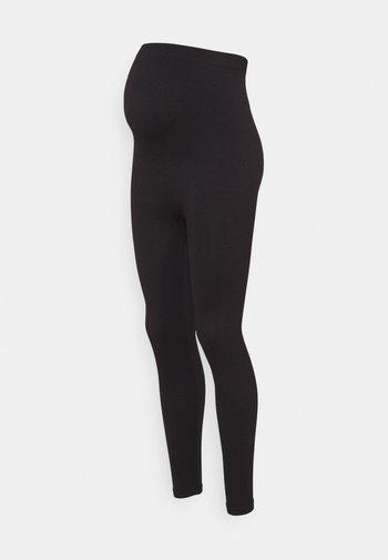 SEAMLESS - Leggings - black