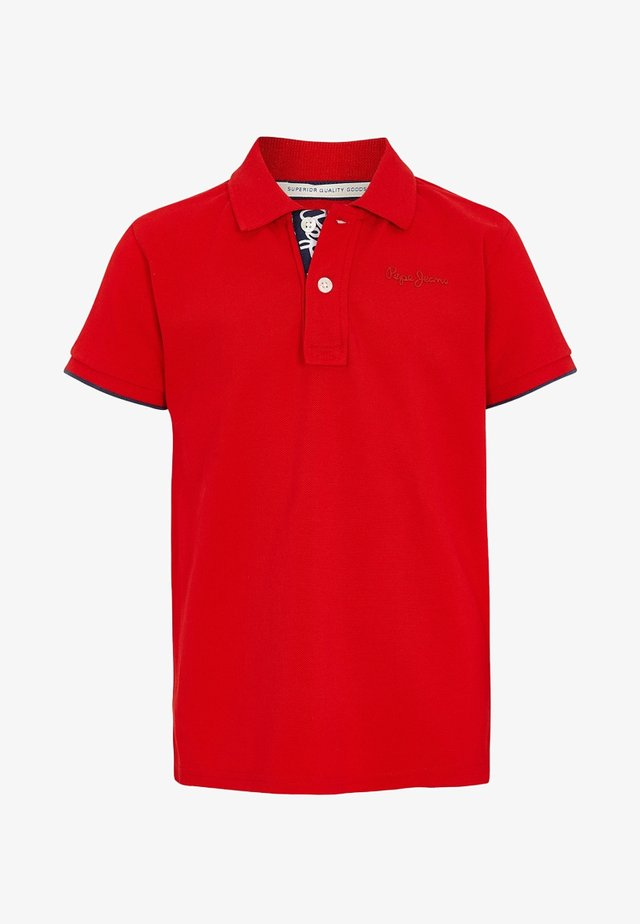 THOR - Polo shirt - red