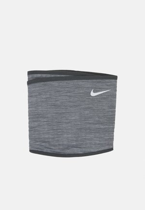 RUN THERMA SPHERE NECKWARMER 3.0 - Kruhová šála - iron grey heather/silver