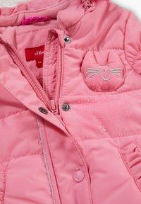 s.Oliver - Winter coat - light pink - 3