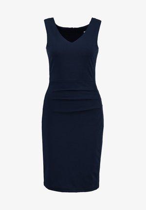 SARA DRESS - Shift dress - midnight marine