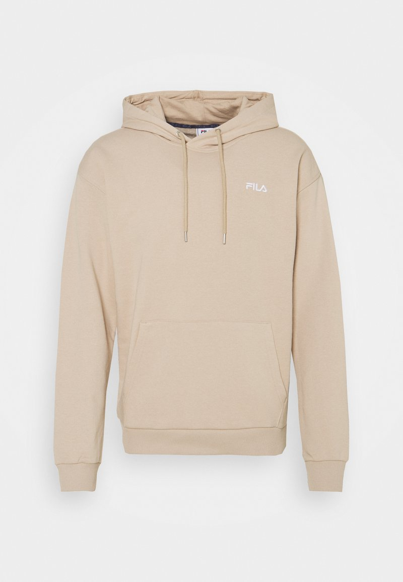 Fila - FYODOR HOODY - Sweatshirt - oxford tan
