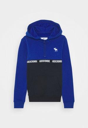 LOGO TAPE - Hættetrøjer - blue