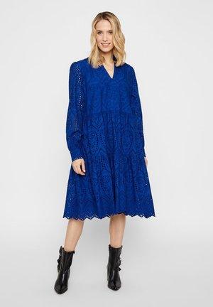 YASHOLI - Day dress - mazarine blue