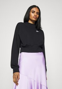Nike Sportswear - MOCK - Sweatshirt - black/white - 3