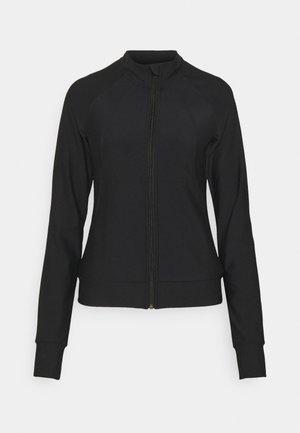 ONPSEDEN ZIP TRAIN  - Zip-up sweatshirt - black