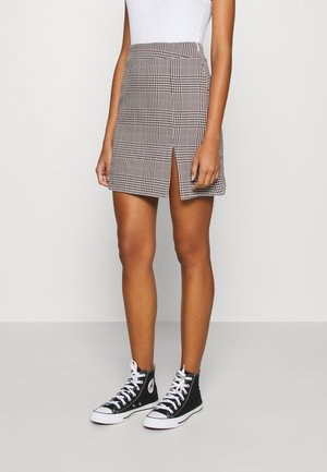 MODEL SKIRT - Mini skirt - multi