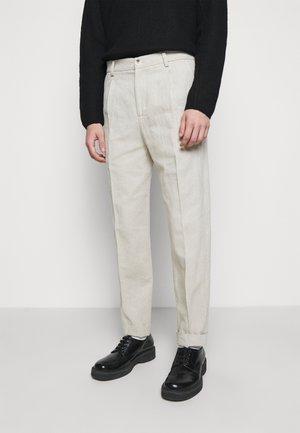 RINO TROUSER - Trousers - light grey