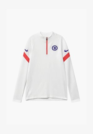 CHELSEA LONDON DRY DRIL UNISEX - Club wear - white/ember glow/concord