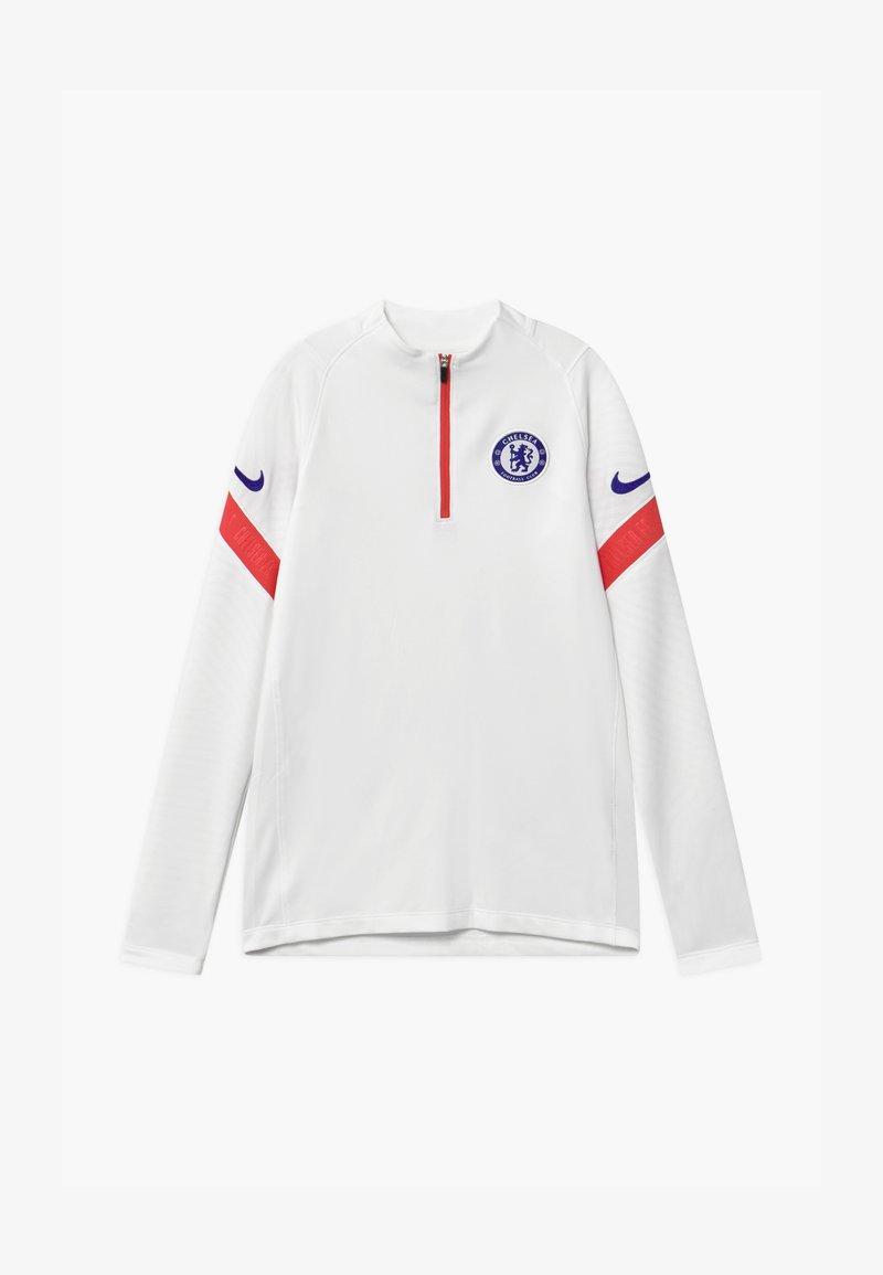 Nike Performance - CHELSEA LONDON DRY DRIL UNISEX - Klubové oblečení - white/ember glow/concord