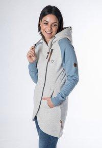 alife & kickin - Zip-up hoodie - grey - 3