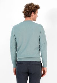 Scalpers - FOSTER TRICOT - Jumper - turquoise - 1