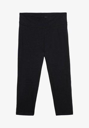 CAPRI - Leggings - Trousers - nero