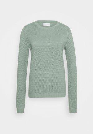 VICHASSA  - Stickad tröja - green milieu