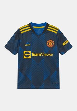MANCHESTER UNITED AEROREADY UNISEX - Club wear - glory blue