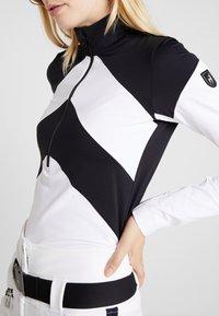 Toni Sailer - ROSALIE - Bluza z polaru - black - 4