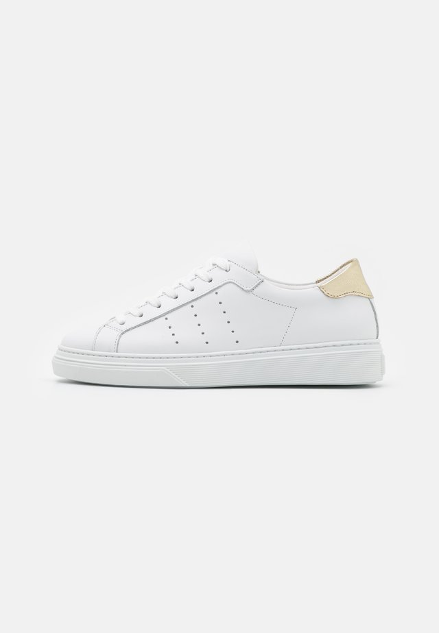 YASSIDELLA - Sneakers laag - star white