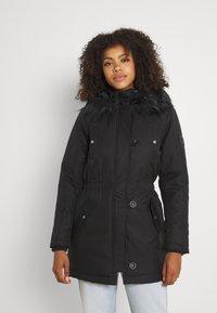 ONLY - ONLIRIS  - Zimní kabát - black - 0