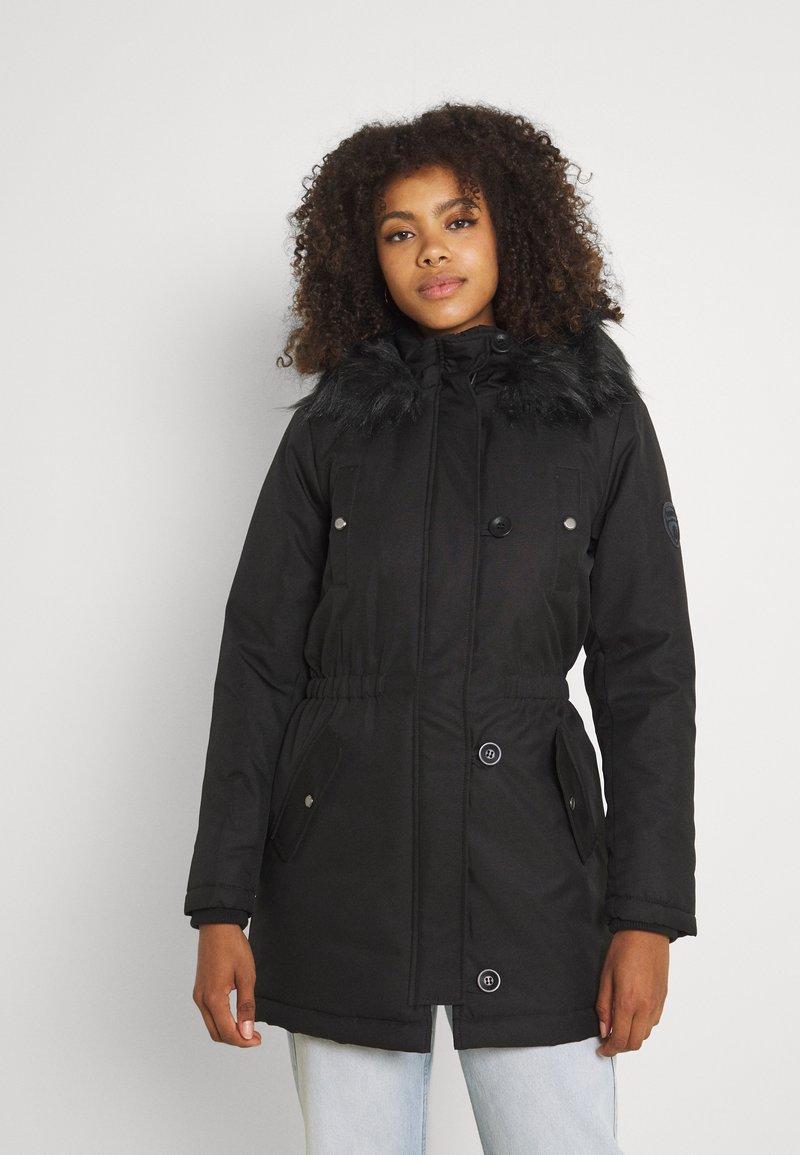 ONLY - ONLIRIS  - Zimní kabát - black