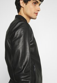 Oakwood - BORN - Leather jacket - black - 3