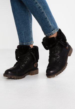 BRUNA BOOT  - Veterboots - black
