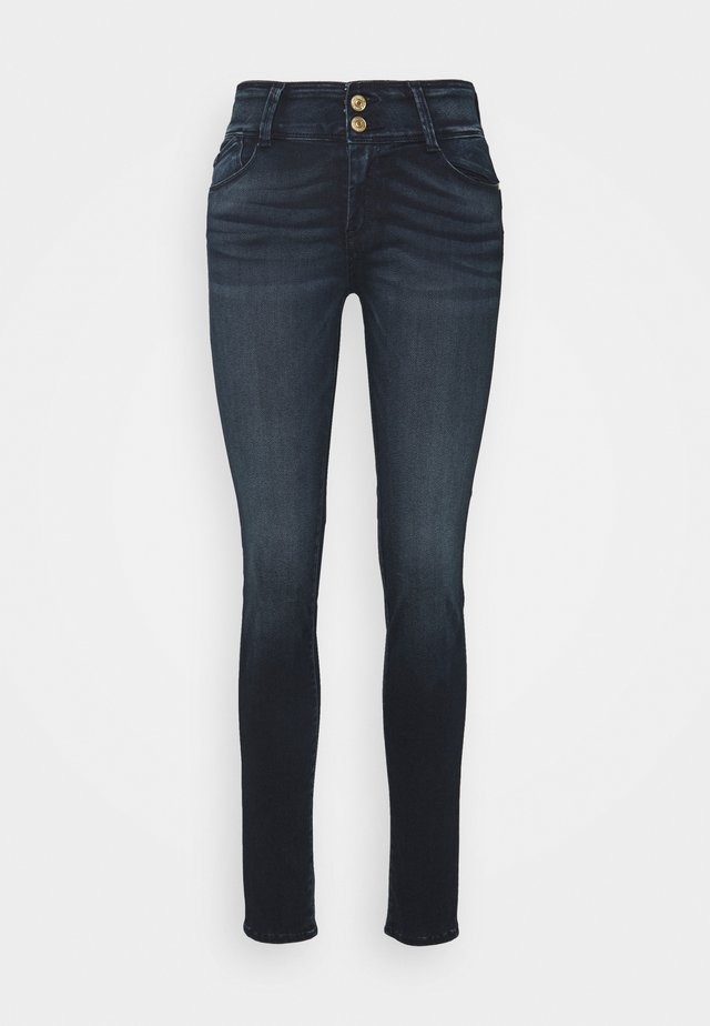 ULTRAPULP - Jean slim - blue/black