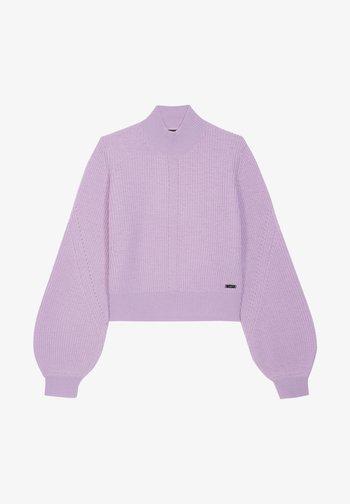 Pullover - purple