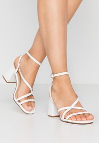 Office Wide Fit - MARGATE - Sandals - white - 0