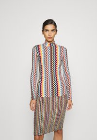 M Missoni - Long sleeved top - multicolor - 0