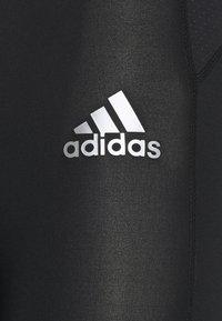 adidas Performance - TECH FIT LONG - Leggings - black - 2