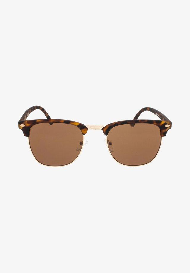 CAIRO - Occhiali da sole - mottled dark brown