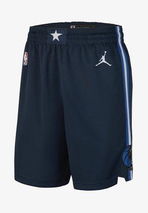 MAVERICKS - Sports shorts - college navy/game royal/white/white