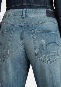 G-Star - KATE BOYFRIEND - Straight leg jeans - light blue - 3