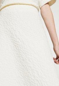 Lovechild - BABET - A-line skirt - whisper white - 4