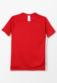 Nike Performance - DRY  - Funkční triko - university red/white - 1