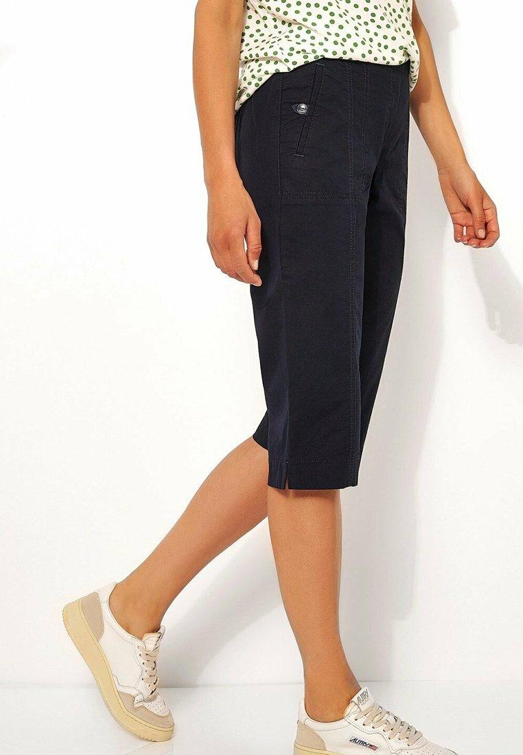 TONI - Shorts - darkblue