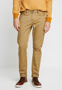 GAP - V-SLIM STRETCH - Jeans slim fit - mission tan - 0